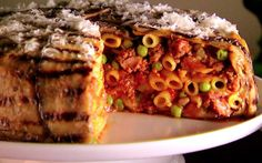 Recipe: Delizioso Eggplant Timbale | Italian Sons and Daughters of America
