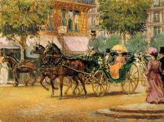 Image result for the annoying painting carriage