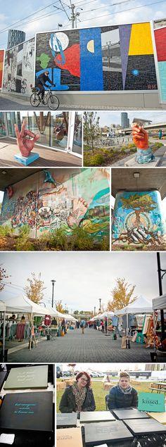 Calgary is Awesome   Calgary Arts Round Up: October 14 - 20   Photos by Amy Jo Espetveidt, Quadrophonic Image
