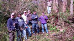 Pennsylvania cache find metal detecting