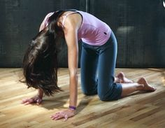 Yoga Workout to Lose Fat - Prevention.com