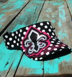 Cowgirl Visors Perfect hat for the summer $19.99
