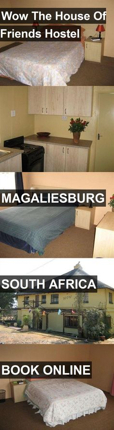 Wow The House Of Friends Hostel in Magaliesburg, South Africa. For more information, photos, reviews and best prices please follow the link. #SouthAfrica #Magaliesburg #travel #vacation #hostel