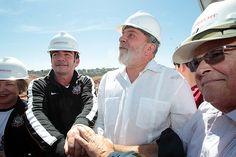 Arena do Corinthians foi presente para Lula, diz patriarca da Odebrecht