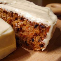 Old Fashioned Carrot Cake Recipe
