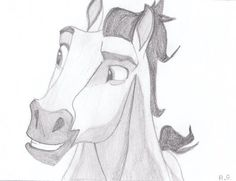 Pixar Drawing Spirit Stallion 6 by alvija on DeviantArt - Amazing Drawings, Beautiful Drawings, Cute Drawings, Drawing Sketches, Drawing Art, Disney Sketches, Disney Drawings, Cartoon Drawings, Disney Kunst