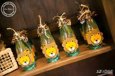 Encontrando Ideias: Festa Safari!!