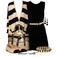 Casual & Classic, created by amo-iste on Polyvore