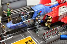 GUNDAM GUY: UC Hard Graph FF-X7 Core Fighter - Diorama Build