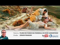 Plano de fundo da parábola do Bom Samaritano - Júnior Pinheiro