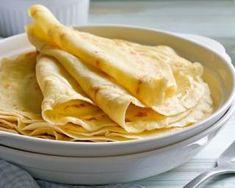 Pâte à crêpes à la vanille