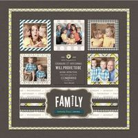A Project by ndalton from our Scrapbooking Gallery originally submitted 01/13/14 at 04:34 PM