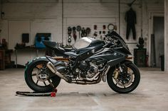 Motokouture BMW S 1000 R Turbo