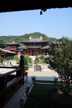 Chi Lin Nunnery, China