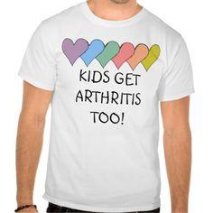 KIDS GET ARTHRITIS TOO - kids shirt T Shirt, Hoodie Sweatshirt