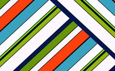 Bright stripes wallpaper