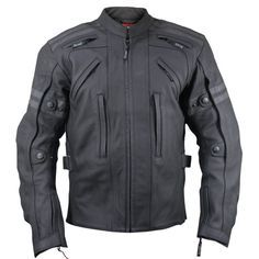 Vulcan Men's VTZ-900 Armored Motorcycle Jacket. can't wait
