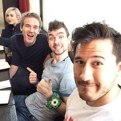 Gamer selfie! Mark Jack Felix