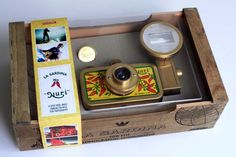 La Sardina Nuri: The Camera for Sardine Fans! · Lomography