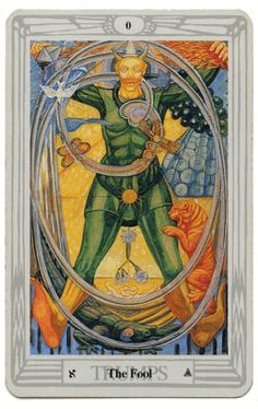 Fortune Telling GIF: Click to stop 3 times. You get 3 Tarot cards to reveal your Past, Present and Future.