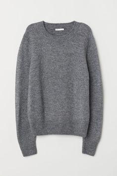 18b2014a33e0 Köp Esprit Stickad tröja - medium grey för 499,00 kr (2016-11-29)  fraktfritt på Zalando.se | Sweaters | Pinterest