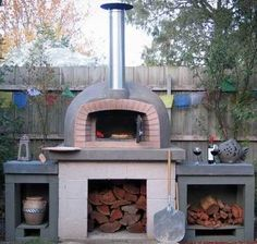 Fornitalia Pizzaovens - Thuis » Hoe bouw ik? Outdoor Oven, Oven Ideas, Ovens, Home Decor, Homemade Home Decor, Oven, Decoration Home, Interior Decorating