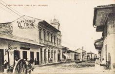 Calle del Próspero, Iquitos [fotografía]