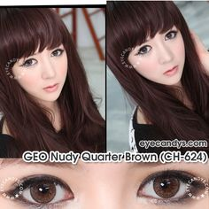 circle lenses, colored contacts, circle lens sale, cheap colored contacts, color contact lens, eoljjang, big eye contacts, circle contact lens, ulzzang, colour contact lenses. Buy authentic circle lenses with Free Shipping from EyeCandy's: http://www.eyecandys.com