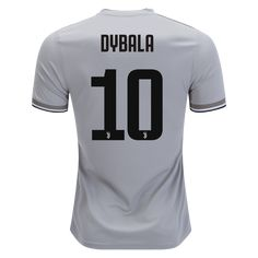 695124943 adidas Paulo Dybala Juventus Away Champions League Jersey 18 19-l England  National Team