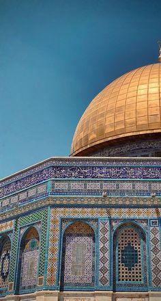 Islamic Wallpaper Hd, Mecca Wallpaper, Sunset Wallpaper, Palestine History, Palestine Art, Islamic World, Islamic Art, Terra Santa, Muslim Pray