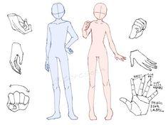 Marvelous Learn To Draw Manga Ideas. Exquisite Learn To Draw Manga Ideas. Body Reference Drawing, Drawing Body Poses, Anime Poses Reference, Anatomy Drawing, Manga Drawing, Drawing Techniques, Drawing Tips, Poses Manga, Wie Zeichnet Man Manga