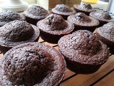 Super makkelijke brownie cakejes - Het Paleo Principe - zo fit als een oermens met Evert Berkelaar - Sinds 2008