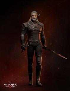 Geralt Of Rivia, Image Painting, The Witcher, Batman, Superhero, Fictional Characters, Avengers, Characters, Rpg