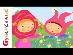 Cifra Palota (gyerekdal, rajzfilm gyerekeknek)