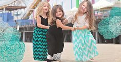 Be Inspired Boutique. Check out the littles collection for fabulous girl's dresses!