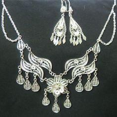 Iran, Zanjan - jewelry Malileh