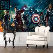 2015 Avengers wallpaper wallpaper 3d wallpaper cinema backdrop of large non-woven adhesive customized Poster papel de parede //Price: $US $17.10 & FREE Shipping //    #tonystark #blackwidow