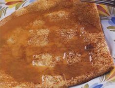 Recette crêpes au caramel au beurre salé Kouign, Crepes, Pie, Desserts, Food, Flat Cakes, Brittany, Torte, Tailgate Desserts