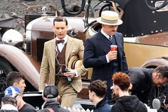 Tobey Maguire in The Great Gatsby, 2012