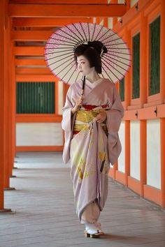 Geiko(Geisha)