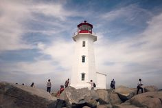 Peggy's Cove Lighthouse - 10 daytrips within 2 hours of Halifax East Coast Travel, East Coast Road Trip, Travel 2017, Canada Travel, Places To Travel, Places To See, Nova Scotia Travel, Atlantic Canada, Day Trips