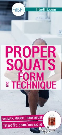Proper Squats Forms & Techniques! #fitness #bodybuilding #workout #gym #weightloss #fatloss #loseweightfast #love #new #pinterest #london #newyork #uk