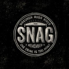 SNAG Bar by BMD Design, via Behance