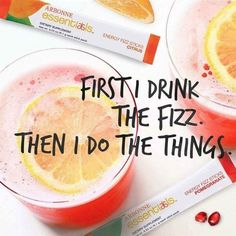 Replace your coffee and soda with Arbonne's Fizz Sticks.