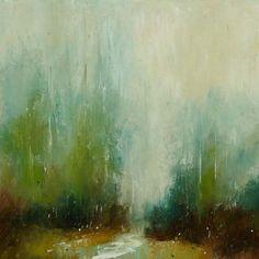 landscape #36 | oil painting | erica kirkpatrick