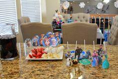 Frozen Momma's Playground: Family Movie Nights