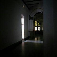 One corner in Lawang Sewu