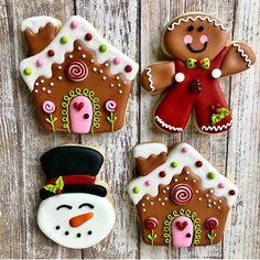 Bredele with brown sugar and praline sugar - HQ Recipes Gingerbread Man Cookies, Christmas Sugar Cookies, Christmas Sweets, Christmas Gingerbread, Noel Christmas, Holiday Cookies, Christmas Baking, Italian Christmas, Gingerbread Houses