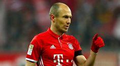 Robben Tak Pernah Berpikir Tinggalkan Bayern