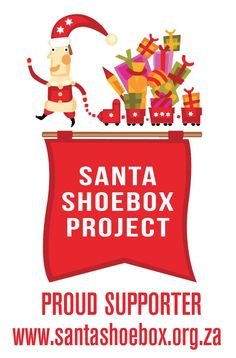 Get pledging with the Santa Shoebox Project - Pregnant in Cape Town & ever after...